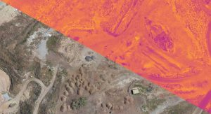 Landfill Thermal Mapping image sample