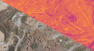 Landfill Thermal Mapping image sample