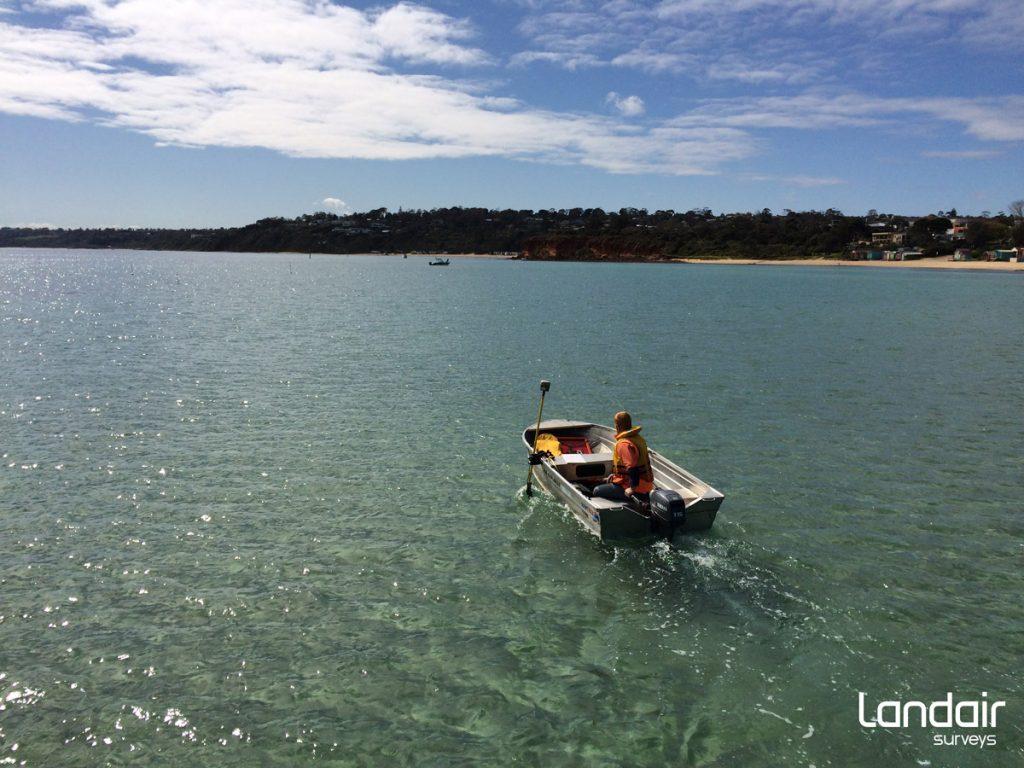 bathymetric surveys for Mornington Peninsula Shire Council