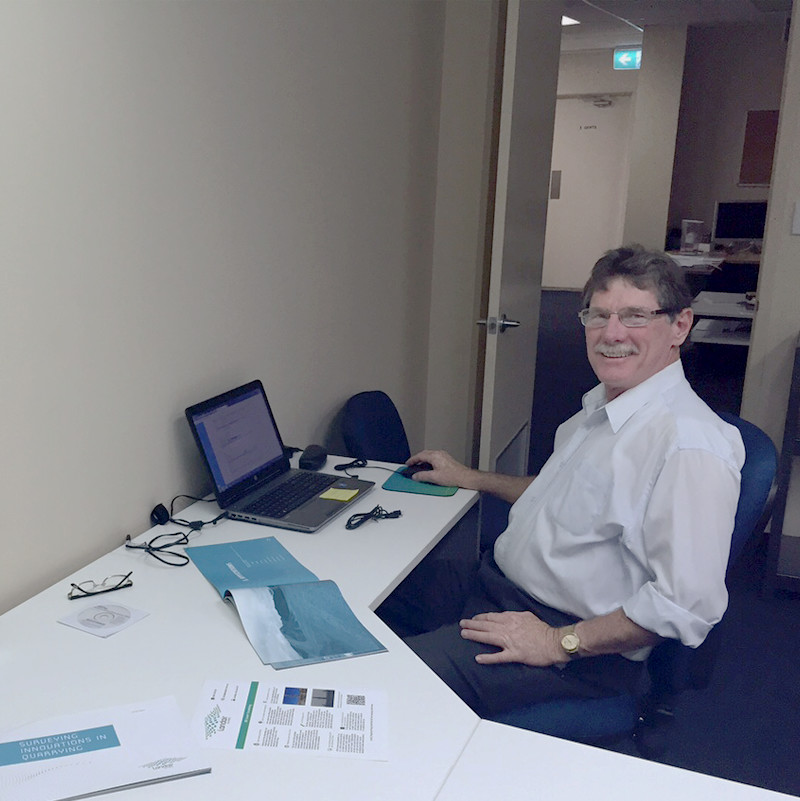 New Landair Surveys office in Brisbane