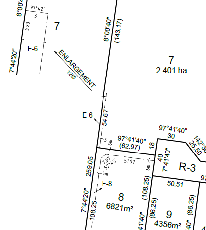 Plan of Subdivision